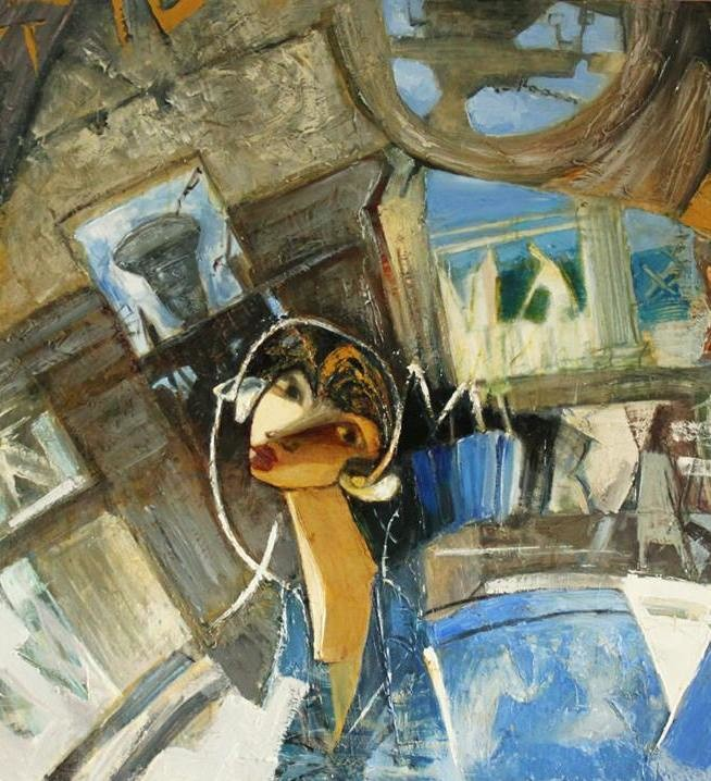 """Galya Didur - """"Смотрители Пизанской башни 2"""""""