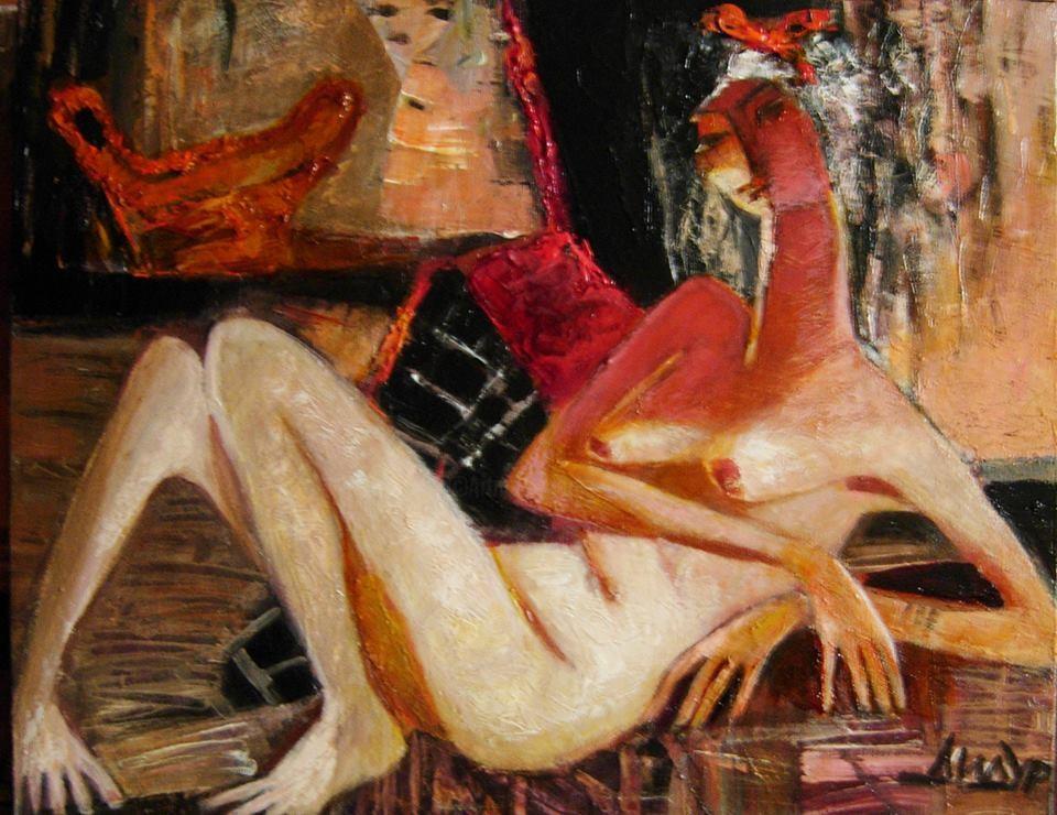 Galya Didur - Nude1