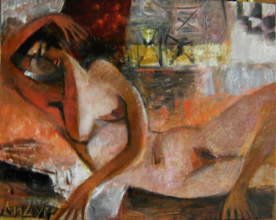 Galya Didur - Nude2