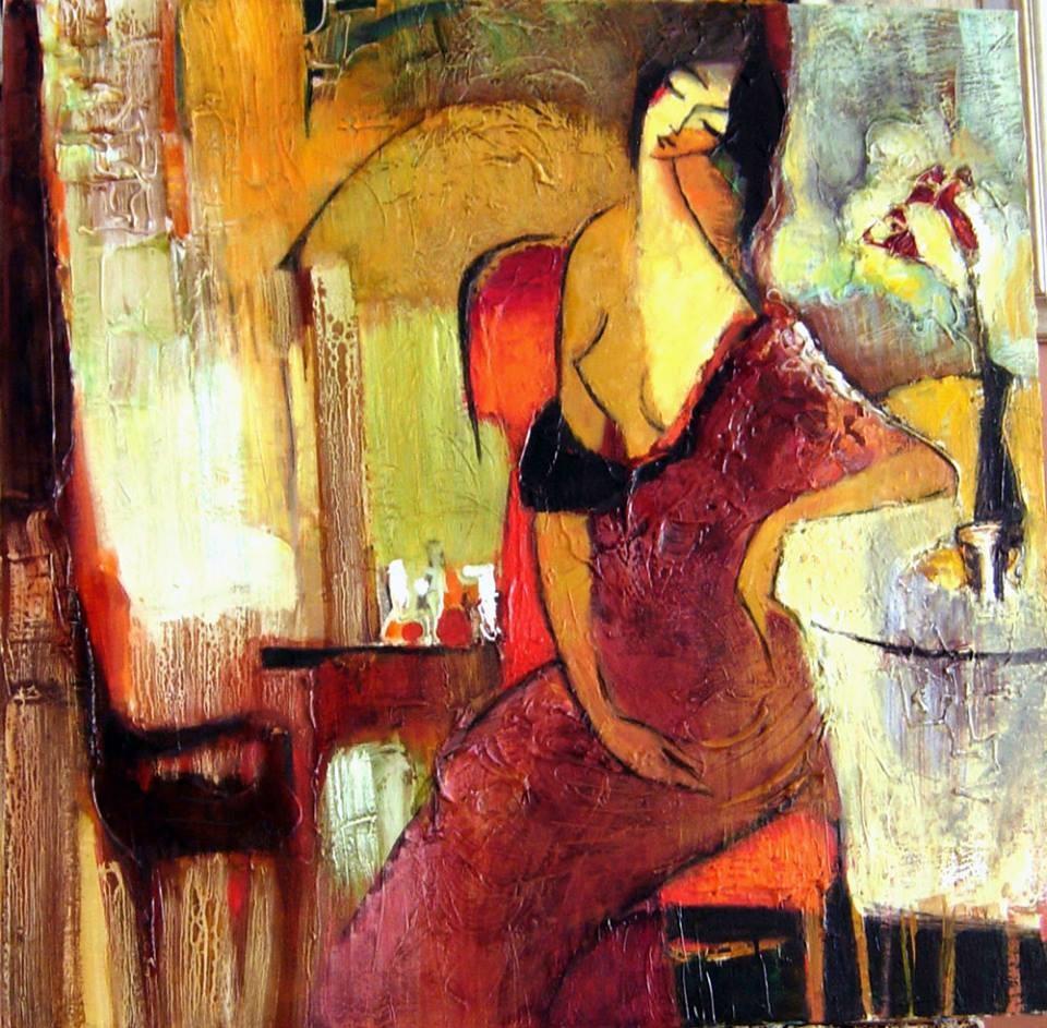 Galya Didur - Woman,2008