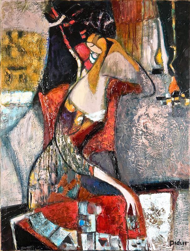 Galya Didur - Fortune Teller
