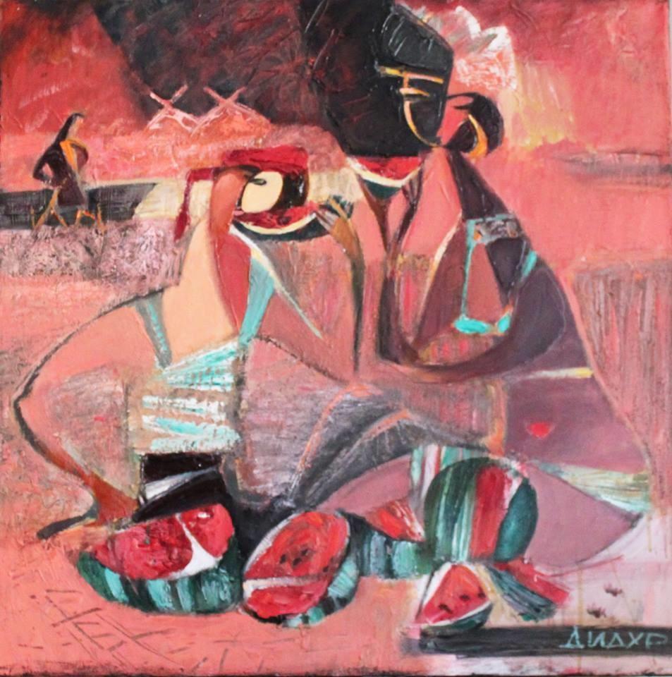 Galya Didur - Summer