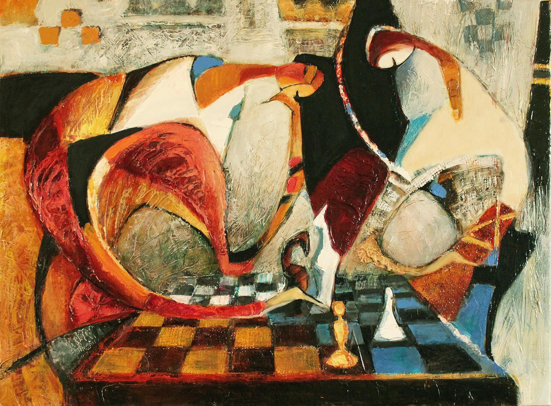 Galya Didur - Chess