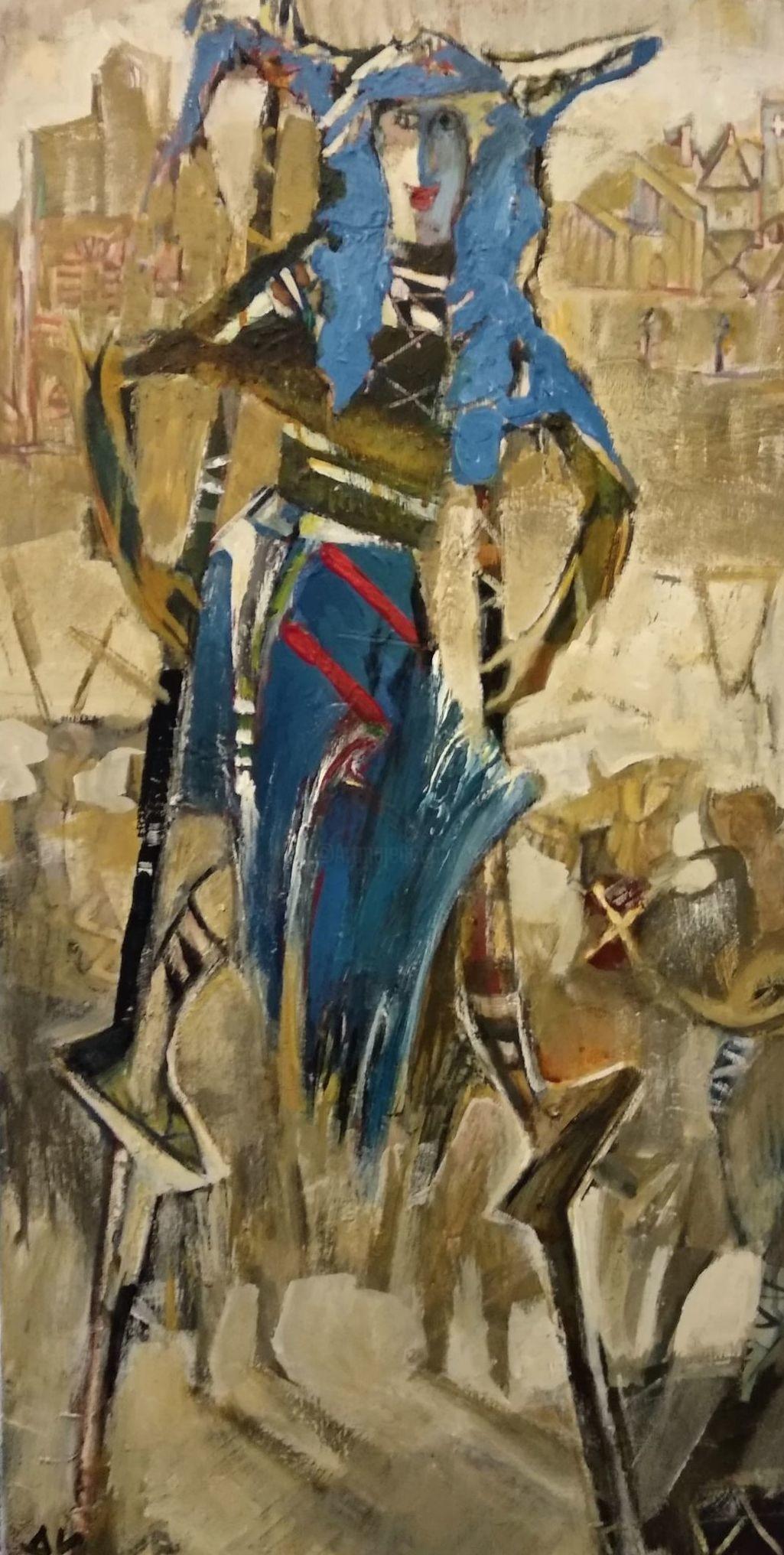 Galya Didur - Stilts