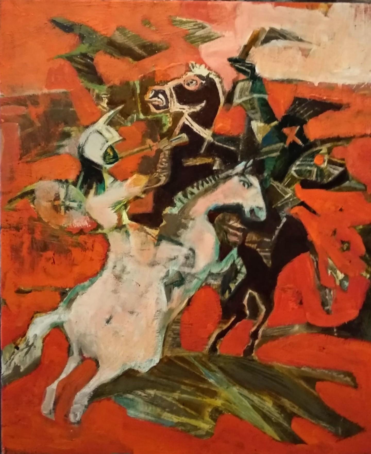 Galya Didur - Knight's Tournament
