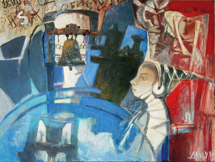 Galya Didur - Смотрители Пизанской башни