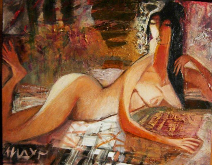 Galya Didur - Nude3