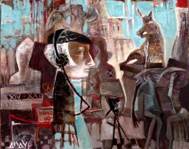 Galya Didur - Exhibits 2