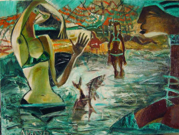 Galya Didur - Fish paradise